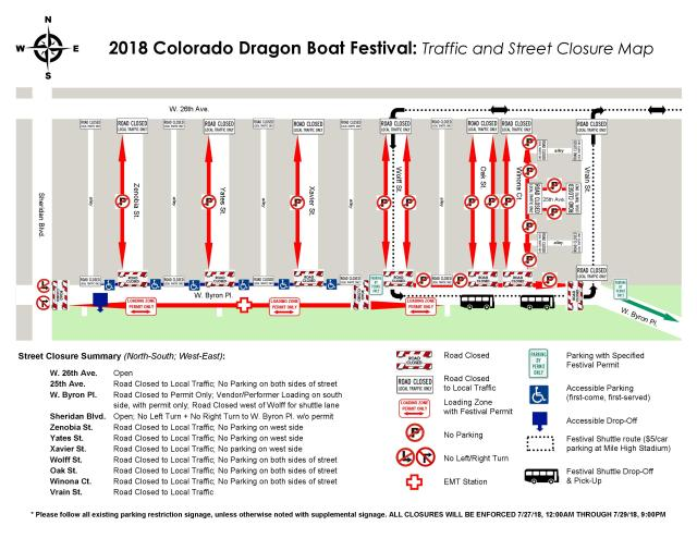 2018 CDBF Traffic and Street Closure Map (1)